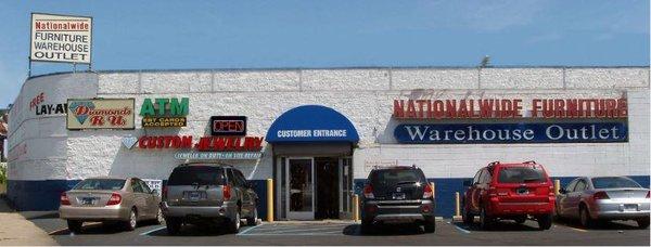 Nationalwide Furniture 10570 Gratiot Ave Detroit, MI Furniture Stores    MapQuest