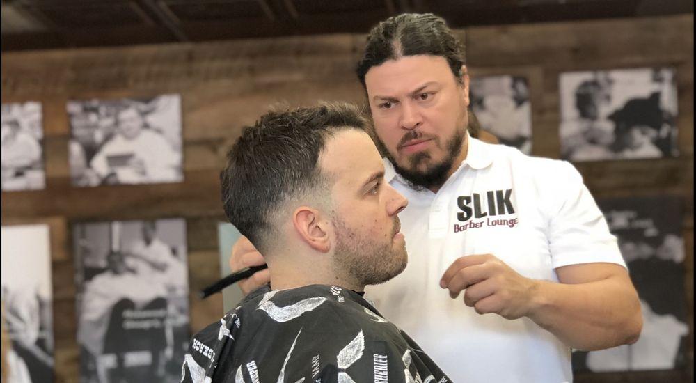 Slik Barber Lounge: 184 Columbia Turnpike, Florham Park, NJ