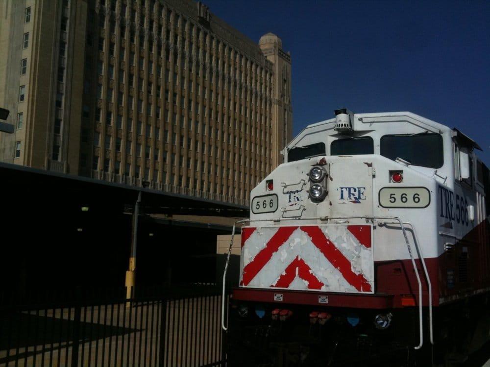 Trininty Rail Express