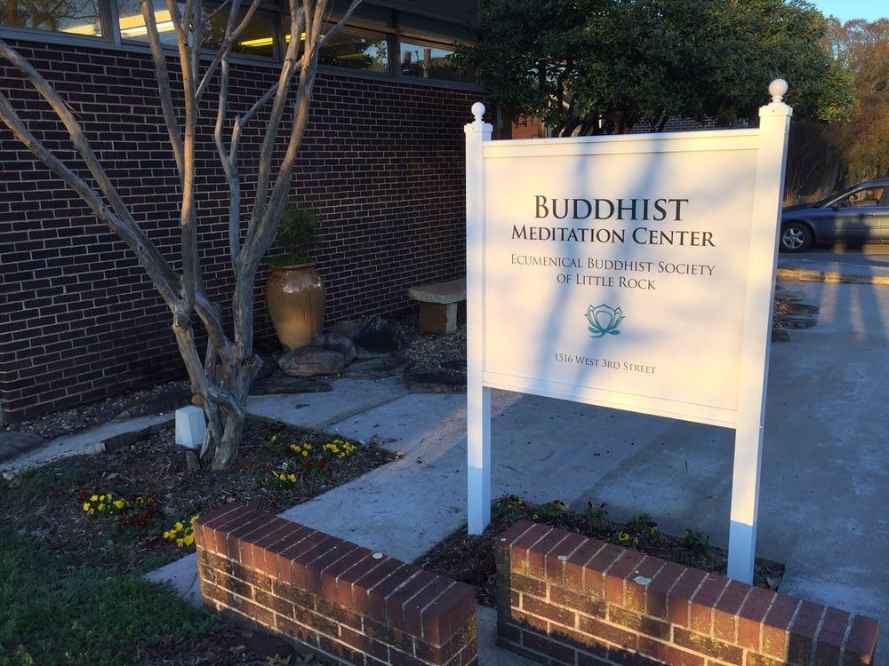 Ecumenical Buddhist Society: 1516 W 3rd St, Little Rock, AR