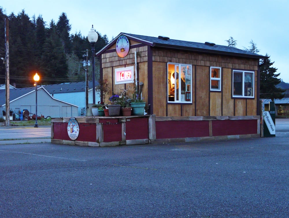 Heidi's Grind: 533 Fir Ave, Reedsport, OR