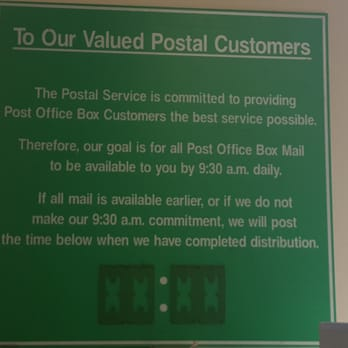 Us post office 110 reviews post offices 925 - Post office customer service phone number ...