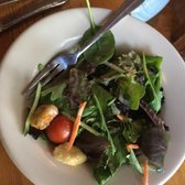 Photo Of Backyard Bistro   Pipe Creek, TX, United States. House Salad  Available