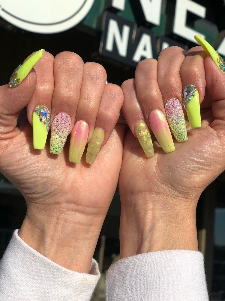 Nexus Nails and Spa: 5785 E La Palma Ave, Anaheim, CA