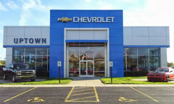 Uptown Chevrolet 1101 E Commerce Blvd Slinger Wi Auto Repair Mapquest