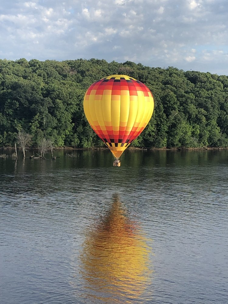 Aamodt's Hot Air Balloon Rides: 1024 Delano Ct, Stillwater, MN