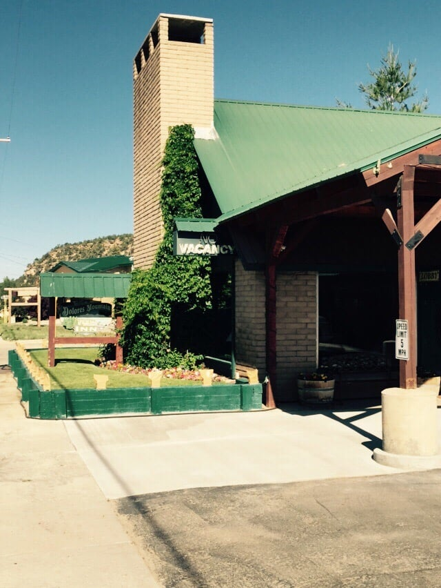 Dolores Mountain Inn: 701 Highway 145, Dolores, CO