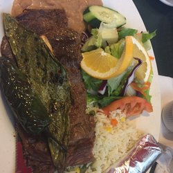 Photo Of Mariscos La Sirenita Tulsa Ok United States Carne Asada