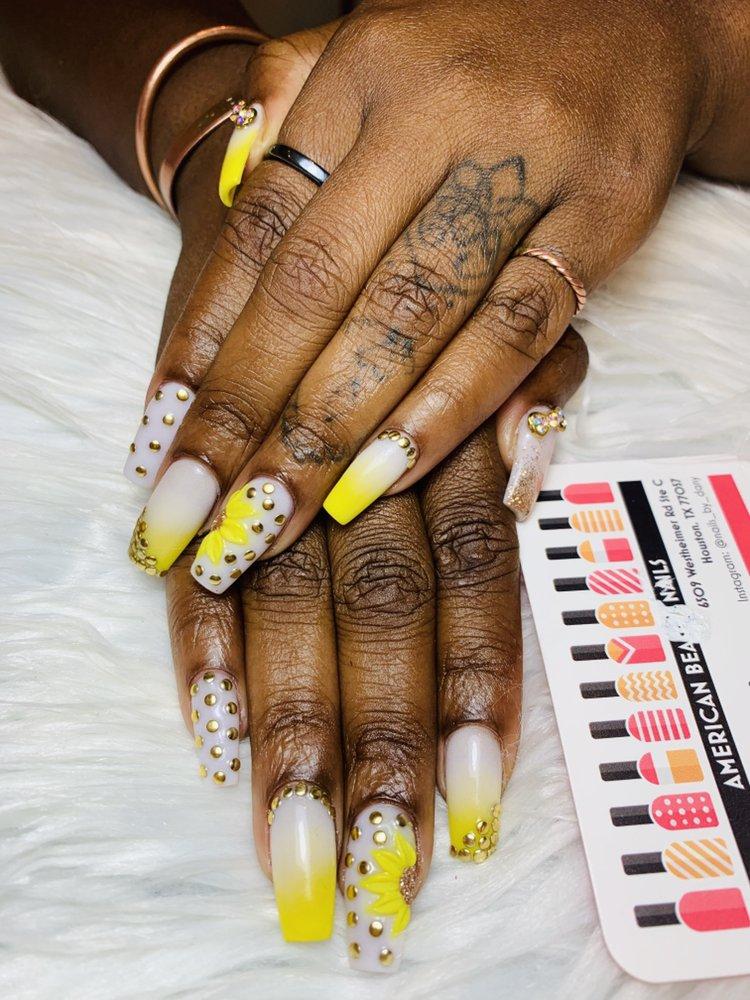 American Beauty Nails: 6509 Westheimer Rd, Houston, TX
