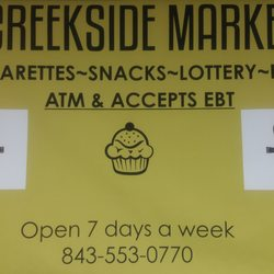 Creekside Market - Convenience Stores - 137 Liberty Hall Rd