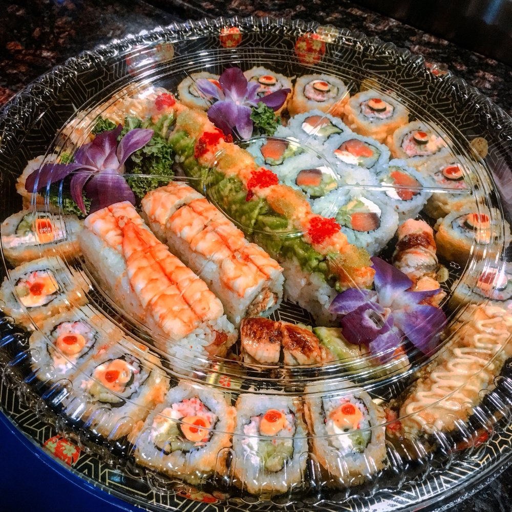 Hokkaido Japanese Steak and Sushi: 1818 Lawndale Rd, Saginaw, MI
