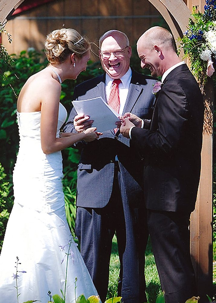 Judge Tom Armstrong - Wedding Officiant