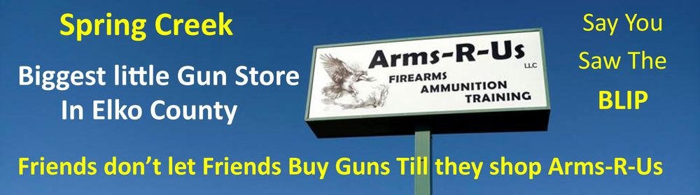 Arms-R-Us: 263 Spring Valley Pkwy A1, Spring Creek, NV