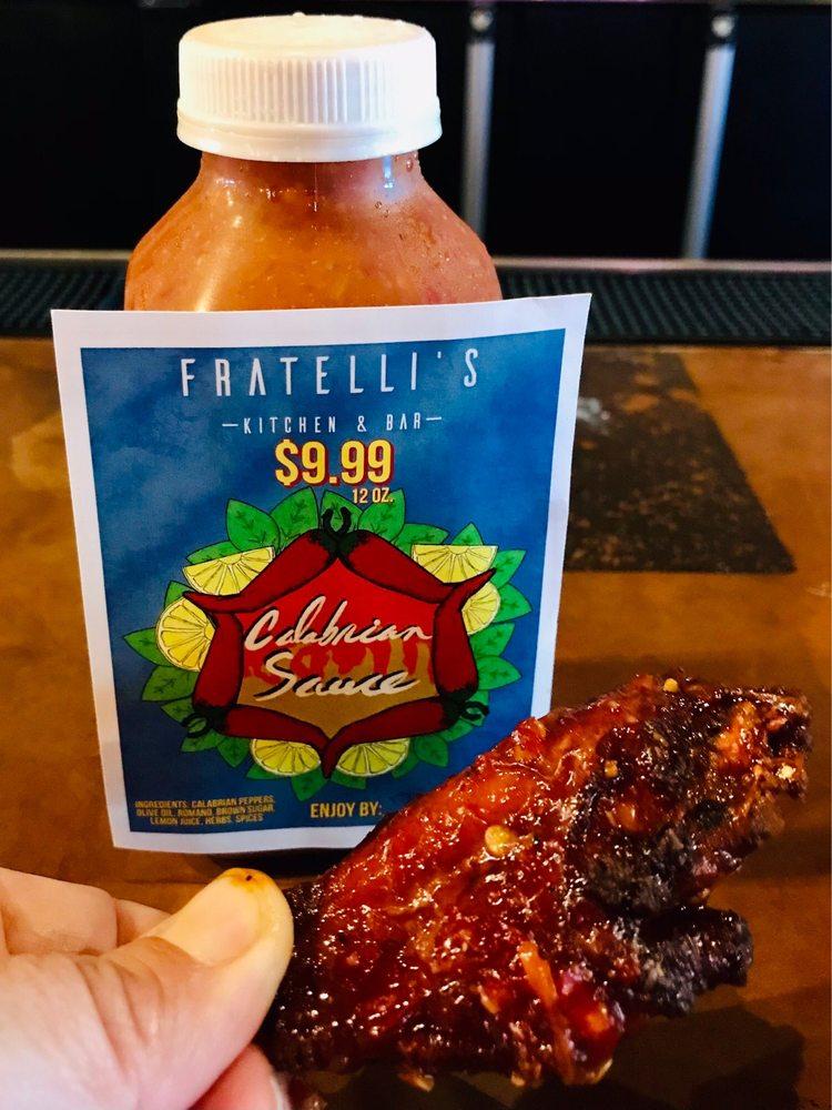 Fratelli's Kitchen & Bar: 443 Bridge St NW, Grand Rapids, MI