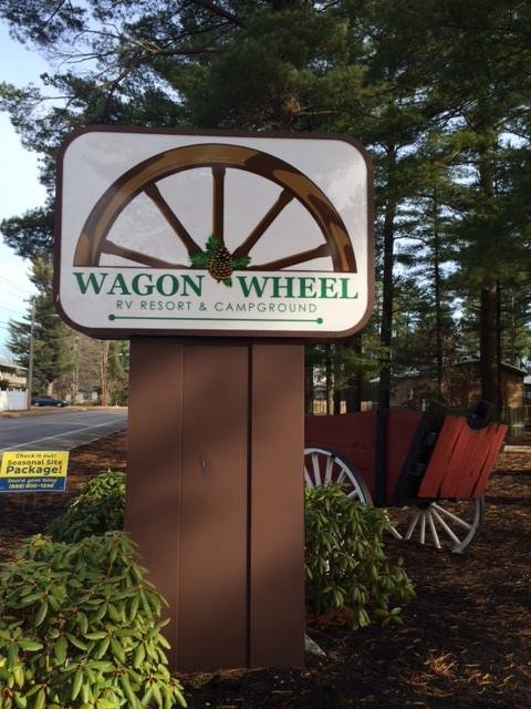 Wagon Wheel RV Resort & Campground: 3 Old Orchard Rd, Old Orchard Beach, ME