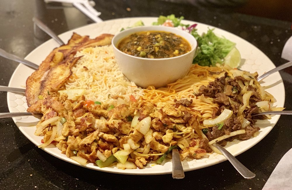 Faridas Somalian Cuisine