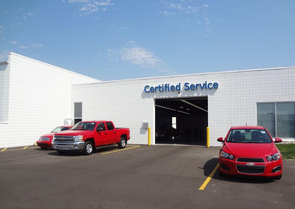 Martin Chevrolet Sales Inc 13 Photos Car Dealers 8800 Gratiot