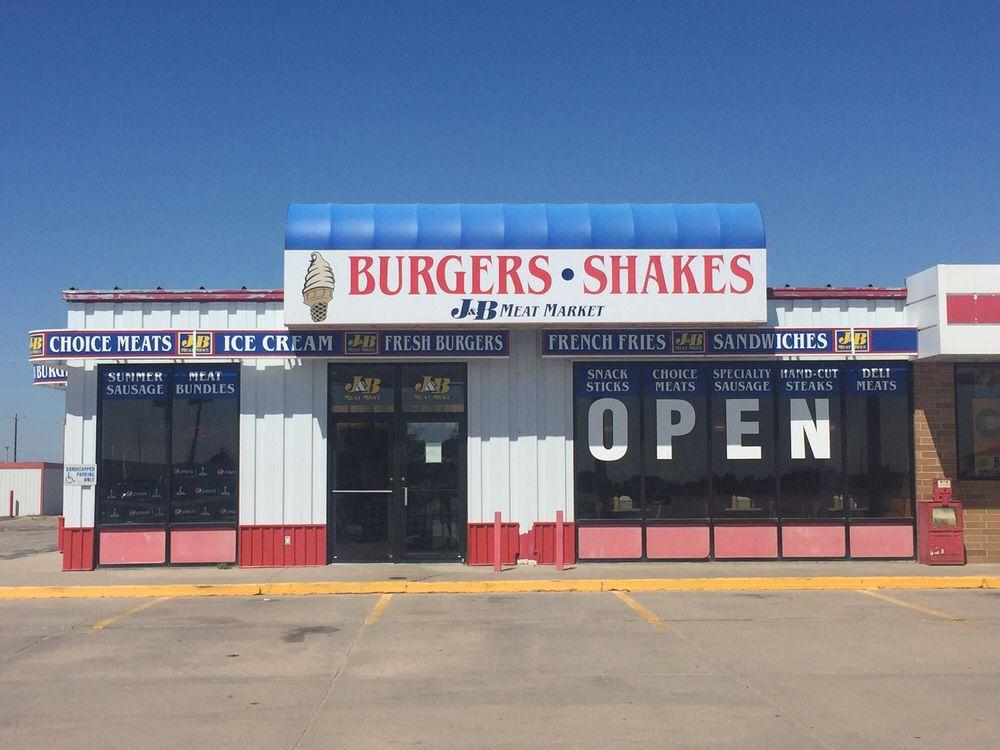 J & B Meat Market: 1996 S Range Ave, Colby, KS