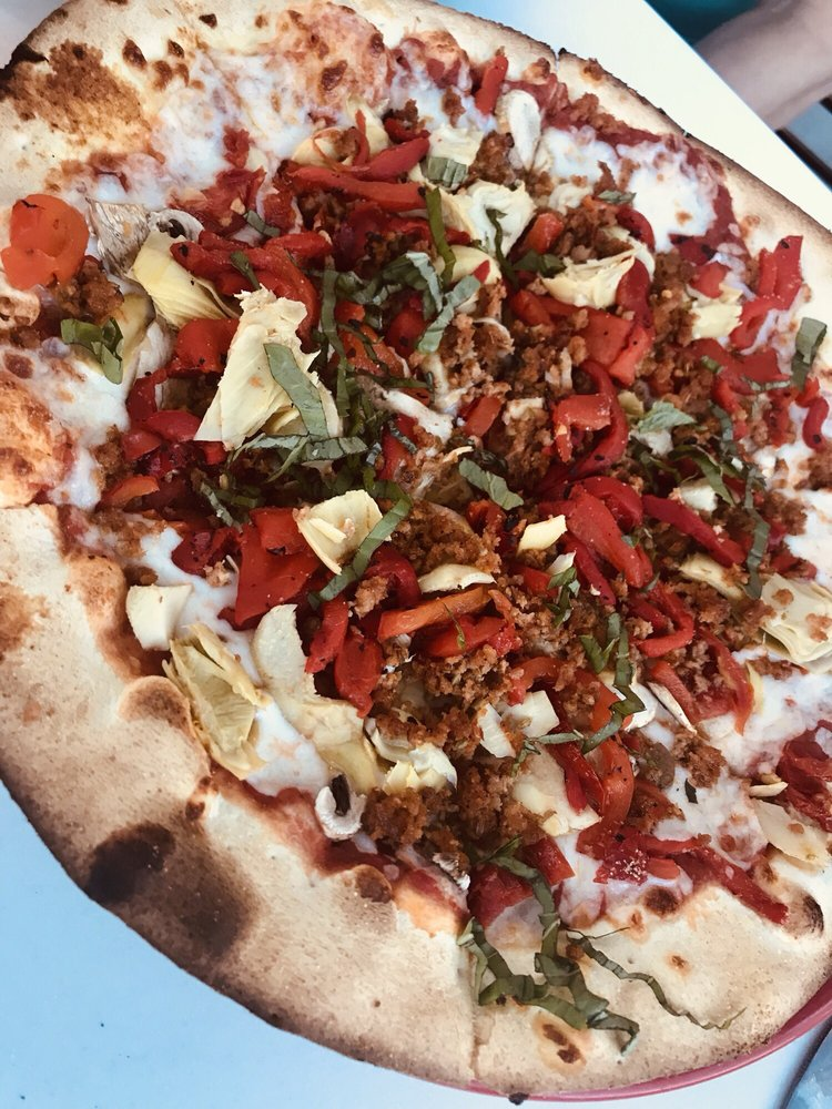 Amicas Pizza & Microbrewery: 127 F St, Salida, CO