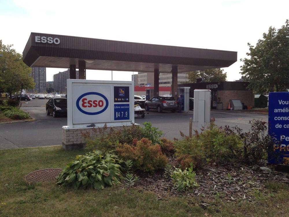 Diesel Gas Stations Near Me >> Esso - CLOSED - Gas Stations - 5850 Boulevard Cavendish, Côte Saint-Luc, Cote-Saint-Luc, QC ...