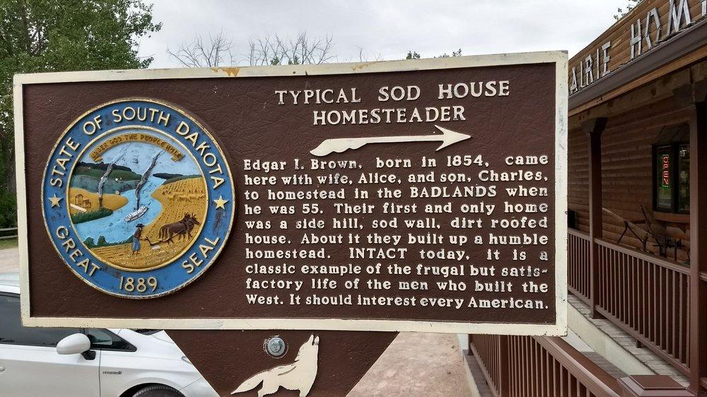 Prairie Homestead: 21070 Sd Hwy 240, Philip, SD