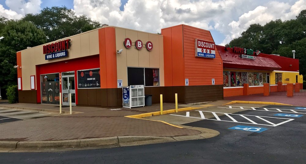 Discount Wine & Liquors: 1706 Boiling Springs Rd, Boiling Springs, SC