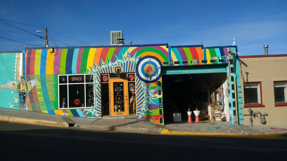 Aspace Studio Art Gallery: 110 W 7th St, Silver City, NM