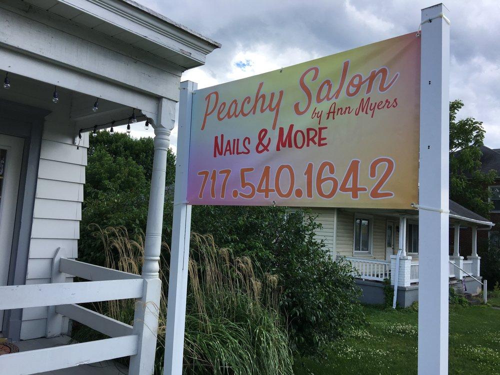 Peachy Salon: 5441 Jonestown Rd, Harrisburg, PA