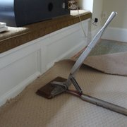 photo of wall to wall carpet repair natick ma united states tool