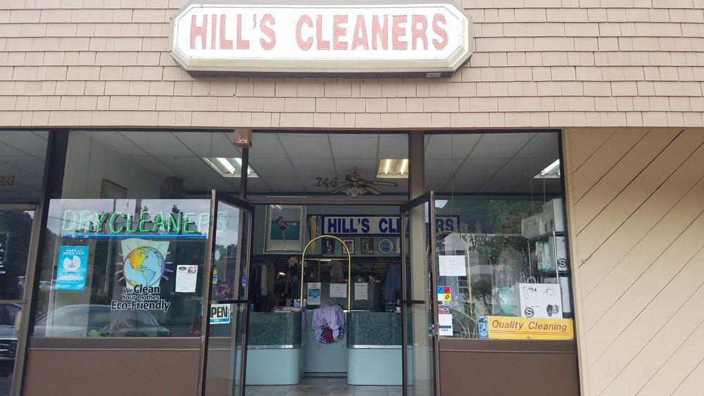 Hills Cleaners: 746 Polhemus Rd, San Mateo, CA