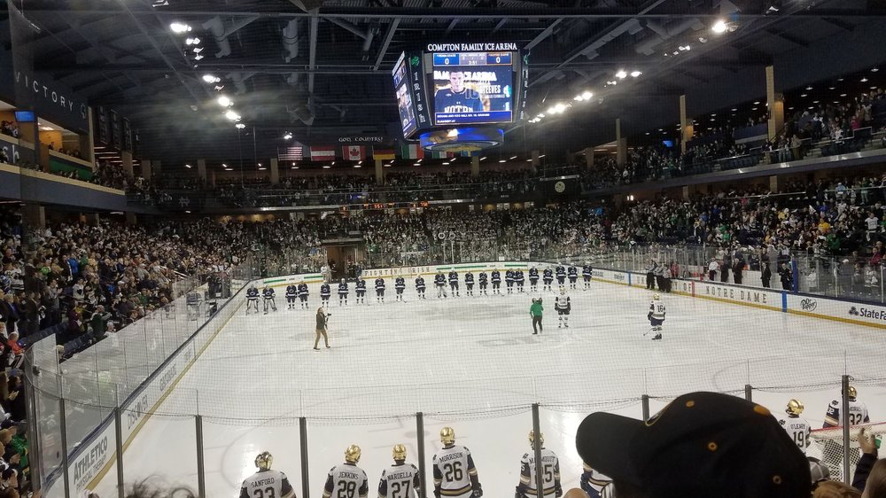 Social Spots from Compton Family Ice Arena
