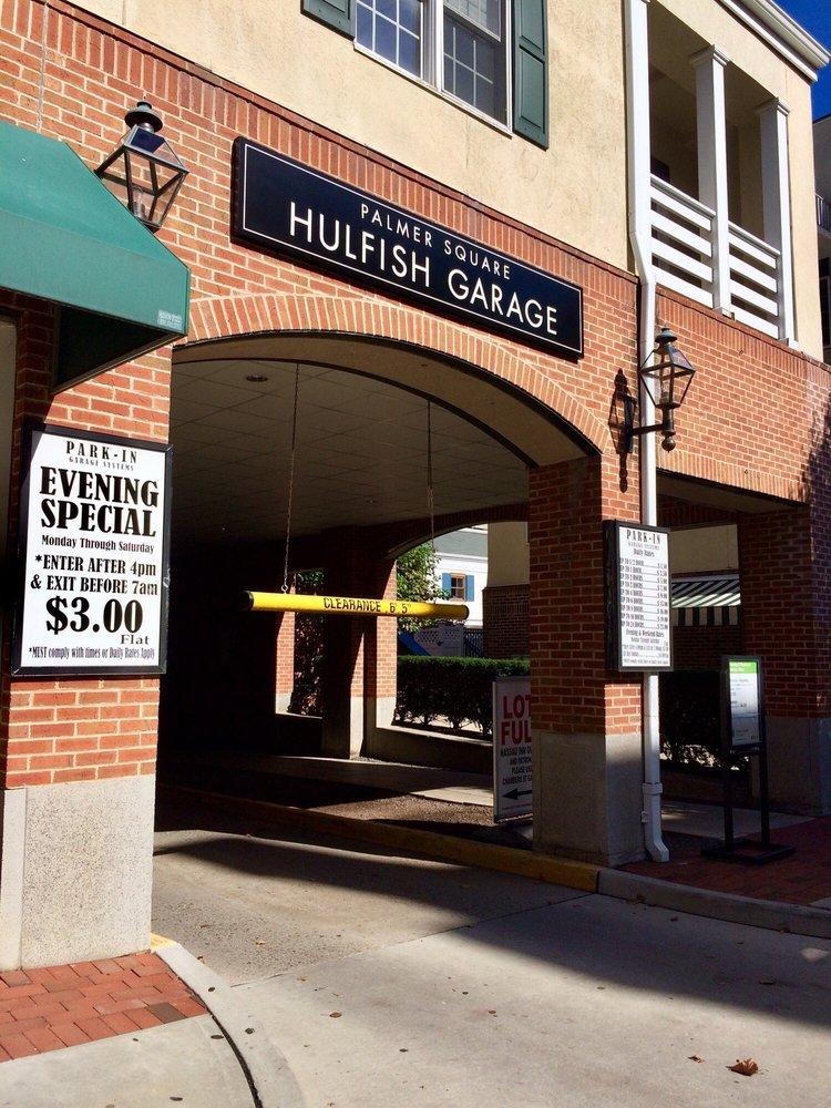 Hulfish Street Parking: 40 Nassau Street,, Princeton, NJ