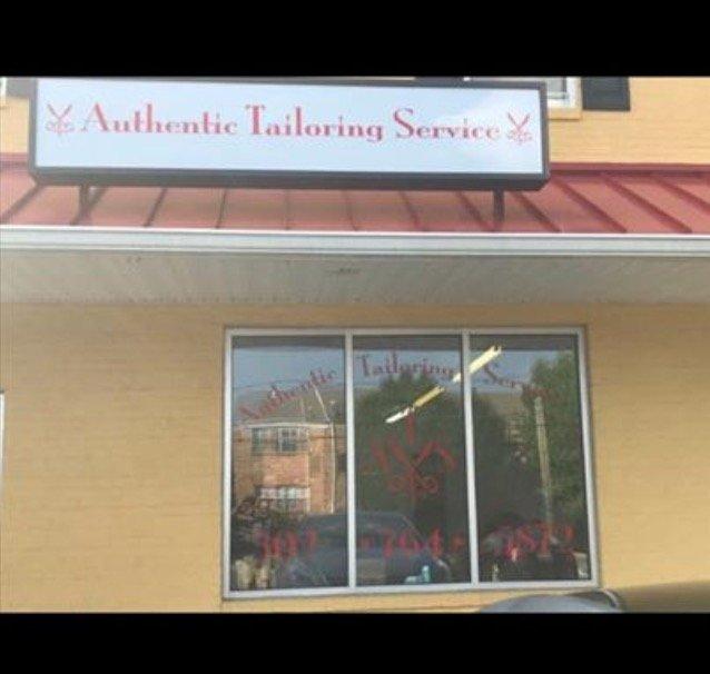 Authentic Tailoring Service: 3207 Miller Rd, Wilmington, DE