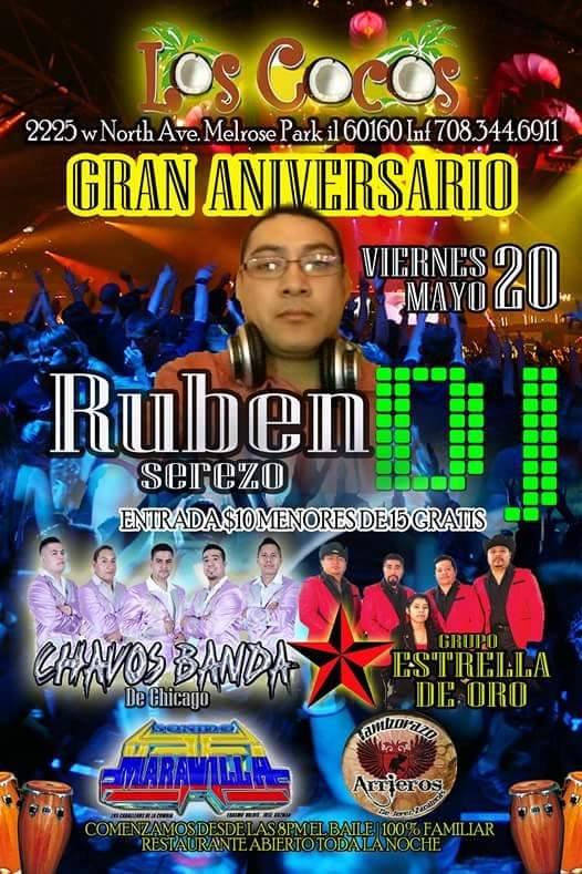 DJ Serezo Ruben