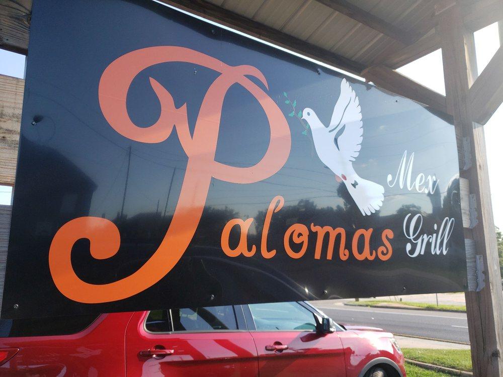 Palomas Mex Grill: 32 Harper St, Zebulon, GA