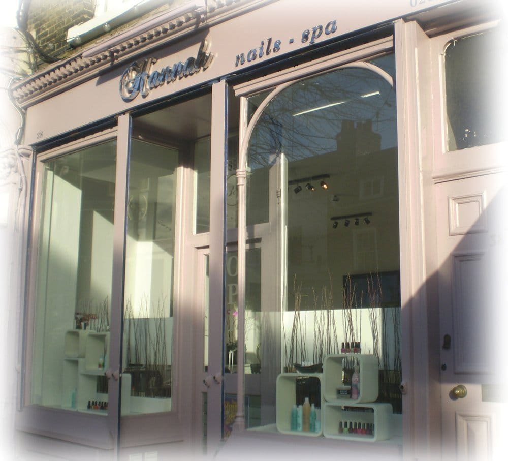 Hannah nail spa beauty spas 38 tranquil vale - Nail salons in london ...