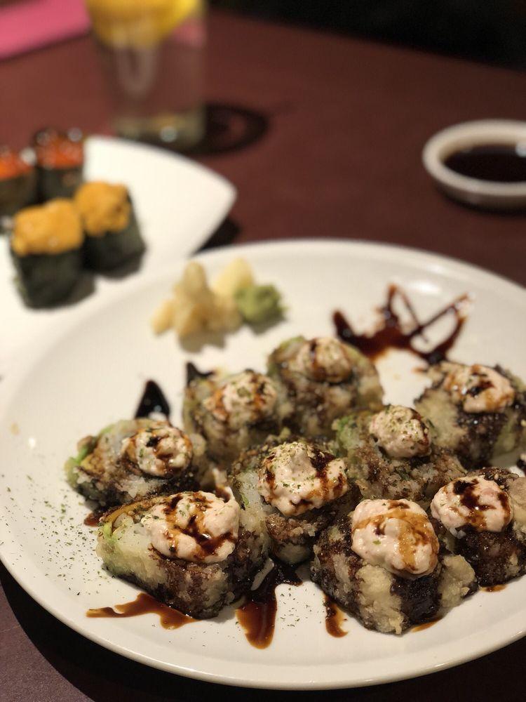 Sushi Zushi- Downtown