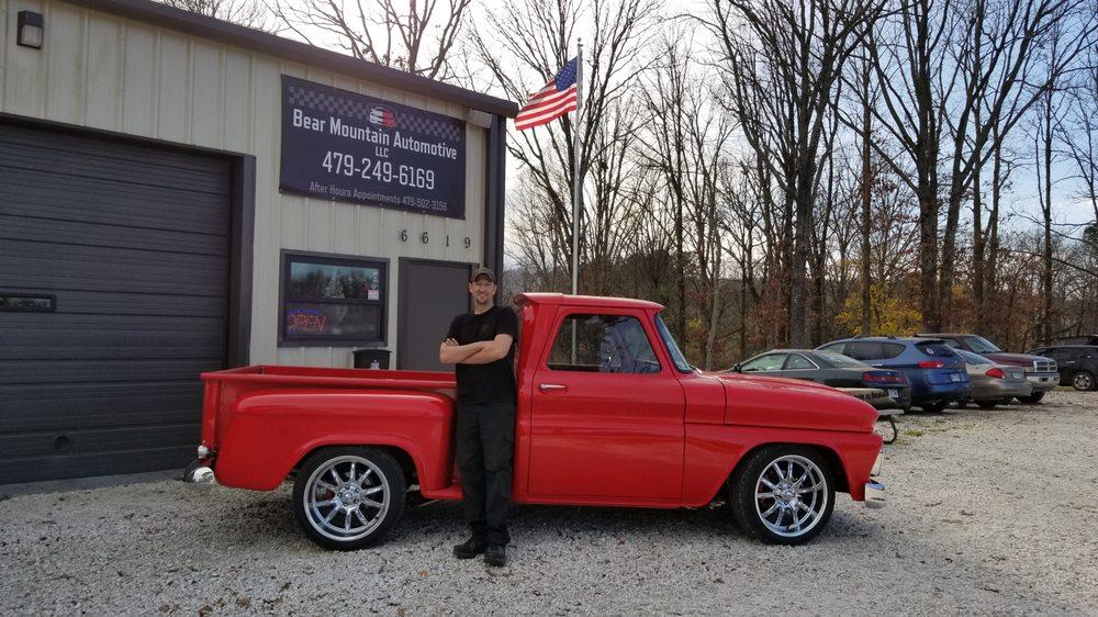 Bear Mountain Automotive: 6619 E Hahndo Ln, Fayetteville, AR