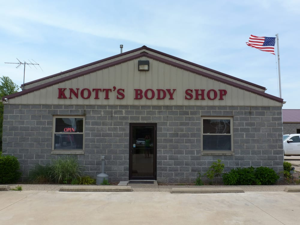 Knott's Body Shop: 999 Lawrence St, Brandenburg, KY