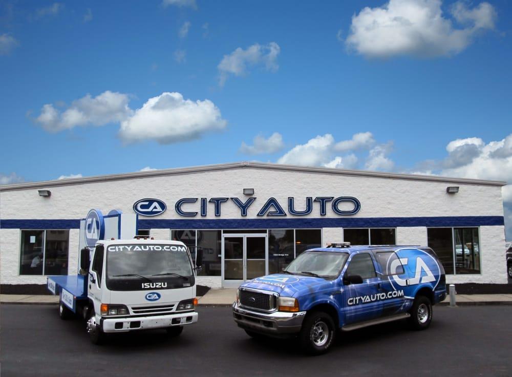 City Auto - Murfreesboro: 1023 Bridge Ave, Murfreesboro, TN