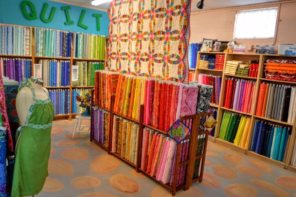 Quilt N Bee: 506 C Ave, Cache, OK