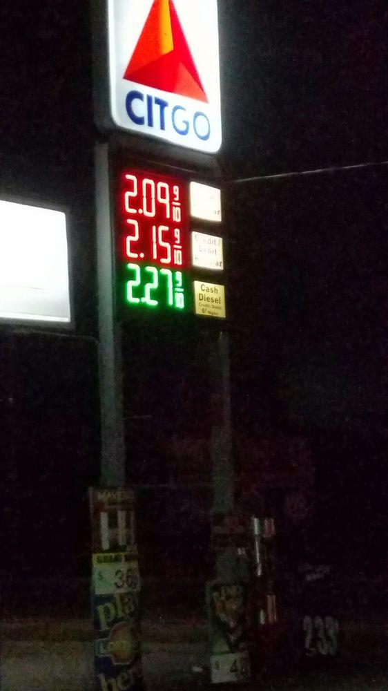 Citgo Truck Stop: Georgia 37, Adel, GA