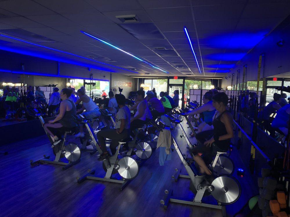UNDERGROUNDD Fitness: 125 Main St, Buzzards Bay, MA
