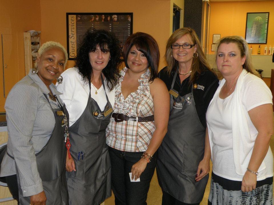 Empire Beauty School: 206 W Hamilton Ave, State College, PA