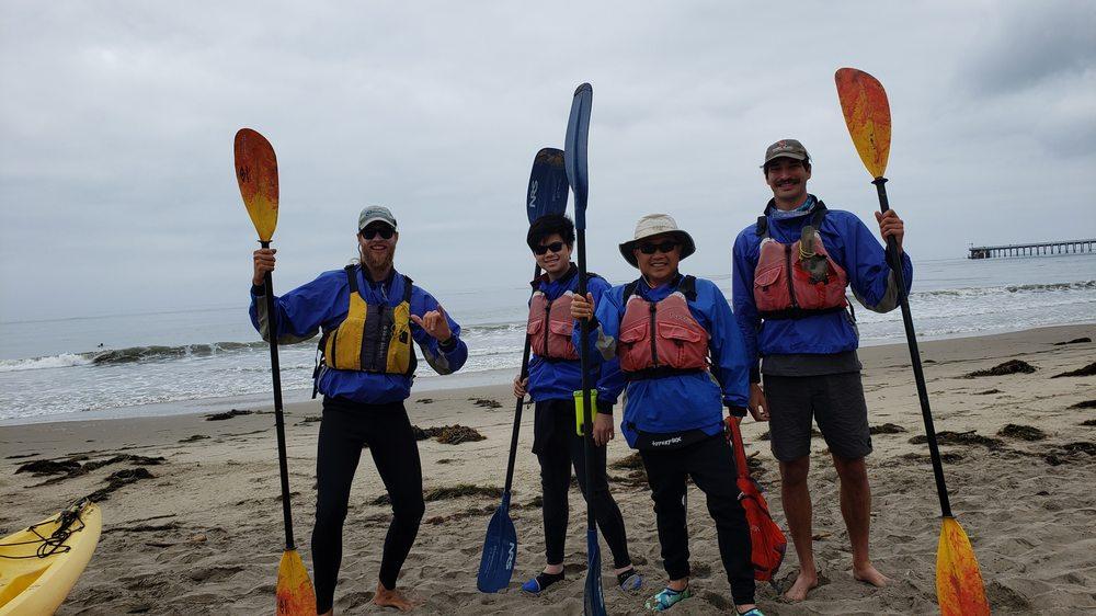 Social Spots from Santa Barbara Adventure Company