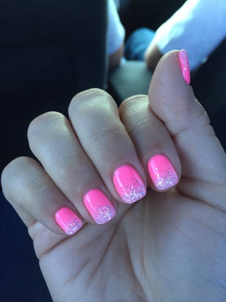 Photo Of Candy Nails Spa Las Vegas Nv United States Gel Manicure