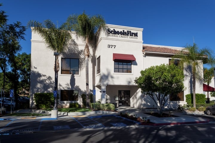 SchoolsFirst Federal Credit Union: 377 E Chapman Ave, Placentia, CA