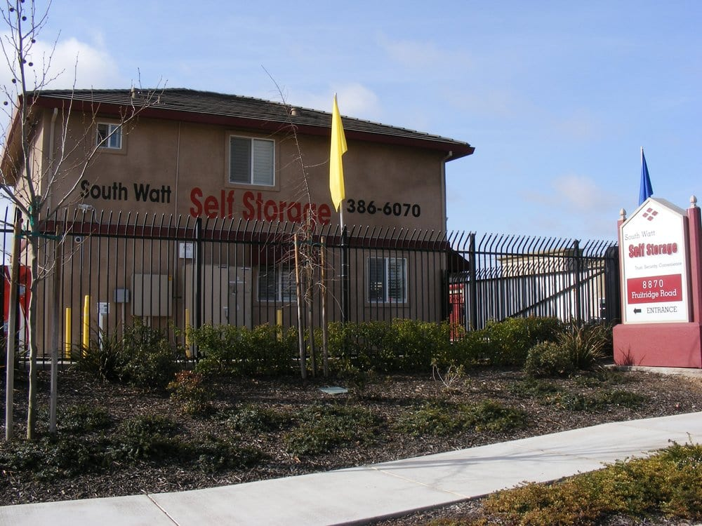 South Watt Self Storage Sacramento Closed Self