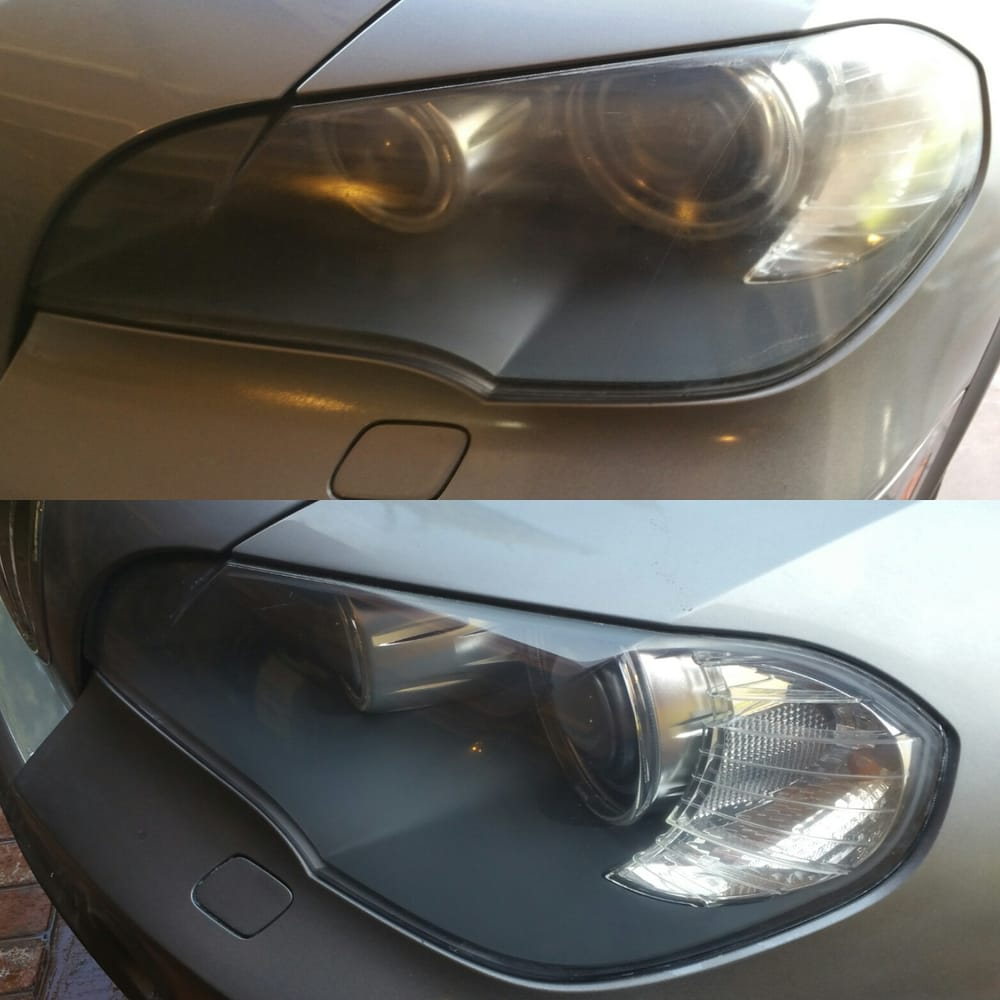 Headlight Restoration Near Me >> Headlight Recovery Headlight Restoration - CLOSED - 24 Photos - Auto Detailing - Highland Park ...
