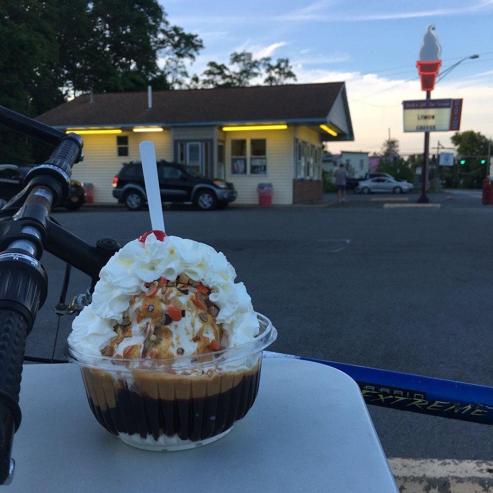 Jack and Jill's Ice Cream: 273 Main St, Hudson Falls, NY